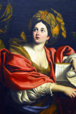 Cumaean Sibyl by Domenichino ca 1622