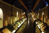Galleria Lapidaria, a tunnel under the Piazza del Campidoglio connecting the Palazzo dei Conservatori with the Museo Capitolino