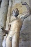 Statue of Endimone, Museo Capitolino - Atrio