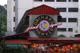 Orchard Hawker food square, Orchard Road
