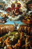 The Last Judgment by Joos van Cleve, ca 1520