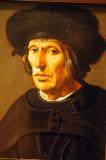 Portrait of Jacob Willemsz van Veen by Marten van Heemskerck, 1532