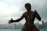 Bruce Lee sculpture, Hong Kong Avenue of the Stars