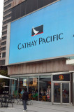 Cathay Pacific office, Tsim Sha Tsui