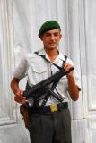Palace guard Topkapi