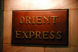 Istanbul - end station of the Orient Express