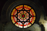 Stained glass window - Istanbul