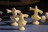 Whirling Dervish figurines, Istanbul