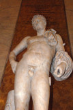 Hermes Farnese, 2nd C. Roman copy of 4th C. BC Greek original from the school of Praxiteles