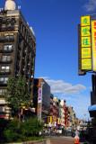 East Broadway, Chinatown's main street