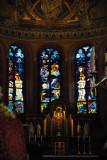 Stained glass windows, Bonn Minster
