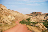 Dirt Road -Theodore Roosevelt National Park, South Unit