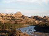 Little Missouri River, Theodore Roosevelt National Park - South Unit