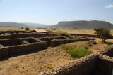 Dungur Palace, west side, Axum