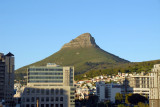 View of Lion's Head from Southern Sun Waterfront Hotel