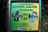 Near the main cave is a second cave, Dark Cave with 30 minute guided cave tours