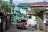 Jeepney from Laoag, La Paz