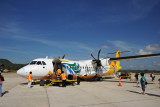 Cebu Pacific ATR (RP-C7251) - no longer our first choice in the Philippines