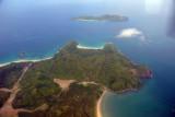Patuyo point, NW Palawan and Laluaya Island, Philippines