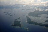Bay between Culion Island and Busuanga, Philippines