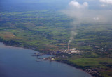 Powerplant on the southwestern coast of Luzon at Calaca (Batangas) Philippines (N13.93/E120.79)