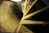 Spiral staircase, York Minster