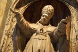 Monument to St. Pius X (1903-1914) by Pietro Astorri, 1923