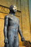 The god Nefertum, Roman Imperial Period (Hadrian) 131-138 AD