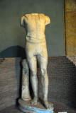 Headless statue of Antinous-Osiris, Roman Imperial Period (Hadrian) 131-138 AD