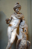 Ganymede and Zeus - Museo Chiaramonti (inv 1376)