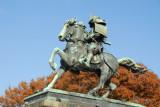 Kusunoki Masashige fought for the Emperor Go-Daigo against the Kamakura shogunate