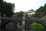 Niju-bashi Bridge, Tokyo Imperial Palace