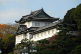 Central gate to the Imperial Palace, Tokyo