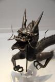 Iron dragon, Edo period, 18-19th C.