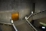 Grand staircase, Honkan Japanese Gallery, Tokyo National Museum
