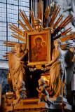 Michaelerkirche, Byzantine icon - Maria Candia
