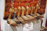Carpet weaving tools