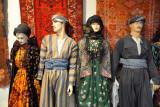 Traditional Kurdish costumes