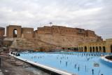 Redevelopment beneath Erbil Citadel