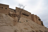 Erbil Citadel sits on a 26-30m plateau which has been occupied since the 6th millennium BC