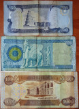 Post Saddam-Iraqi Dinars - 250, 500, 1000