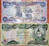 5000 and 10,000 Iraqi Dinars