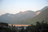 Phuentsholing sits right at the base of the first foothills of the Himalaya