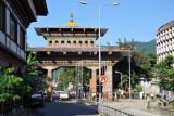 The Gate of Bhutan, Phuentsholing