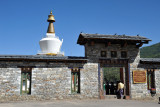 National Memorial Choeten (stupa), Thimphu, Bhutan