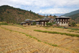 Bhutan is not self-sufficient in rice production - the balance is imported from India