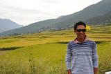 Dennis in Bhutan