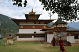 Chimi Lhakhang - the Temple of the Divine Madman