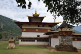 The temple was built in 1499 by the 14th Drukpa on a site blessed by Drukpa Kinley, the Divine Madman