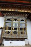 Window, Chimi Lhakhang